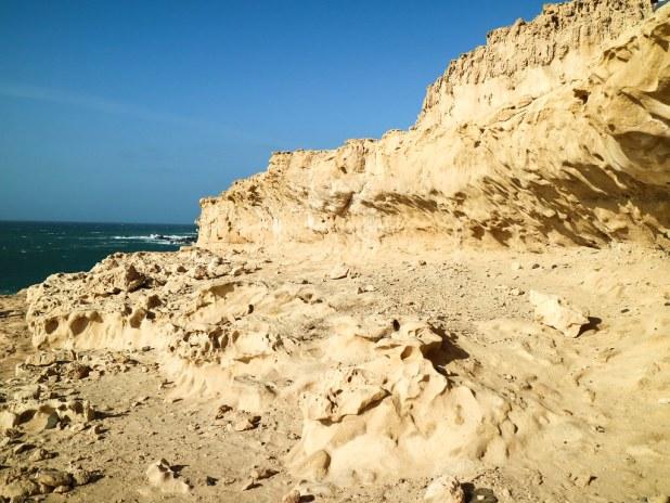 Dunas fósiles