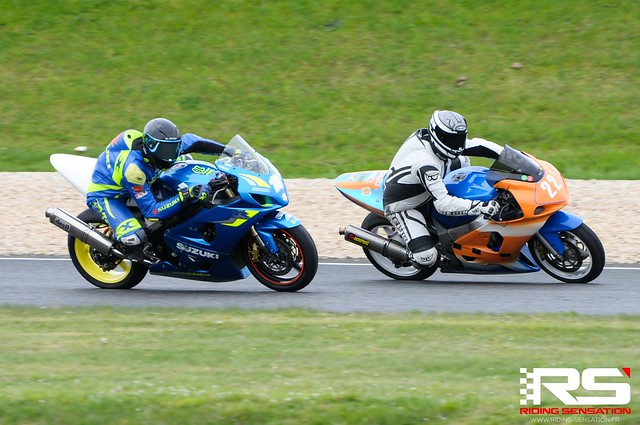 Riding Sensation - 7 avril 2018 - Circuit Carole