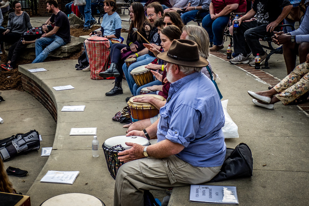 Asheville Drum Circle-24