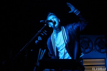 Max Frost @ Cats Cradle Back Room in Carrboro NC on March 28th 2019