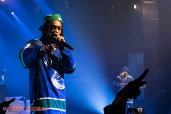 """2009 Tour"" ft. Wiz Khalifa + Curren$y @ The Commodore Ballroom - February 9th 2019"