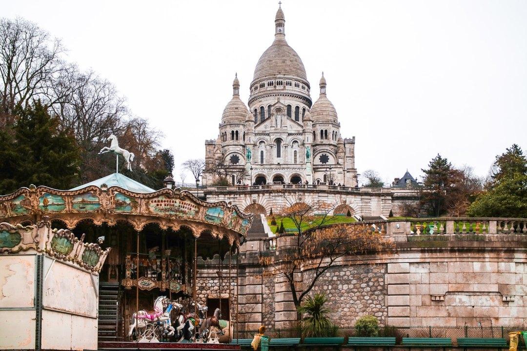 Sacré-Cœur, Parigi