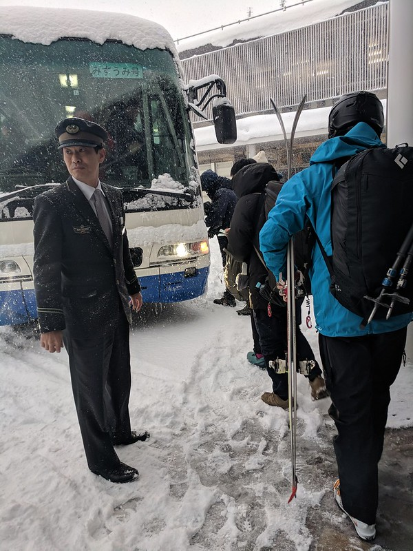 Hakkōda bus