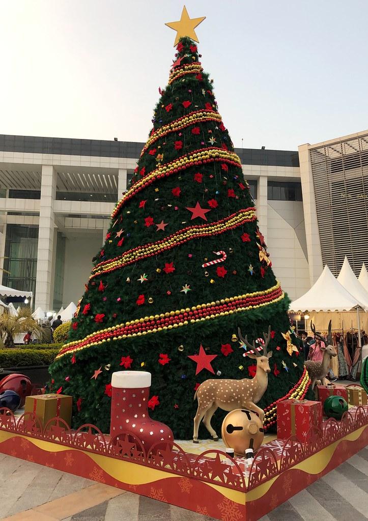 Christmas Decorations At A Mall Ashwani2310 Flickr