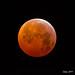 Eclipse lunar 21-01-19 Dénia