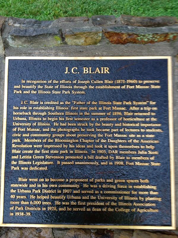 J. C. Blair