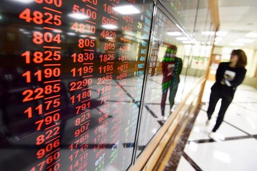 台股,股王,台積電,大立光,美股,投資,國際股市,貿易戰,