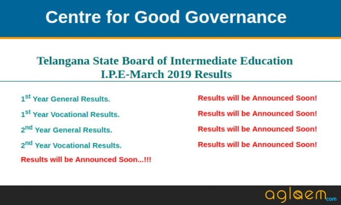 TS Inter Results 2019