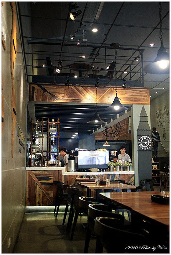 黑浮咖啡RÊVE Café @ 自由 :: 痞客邦