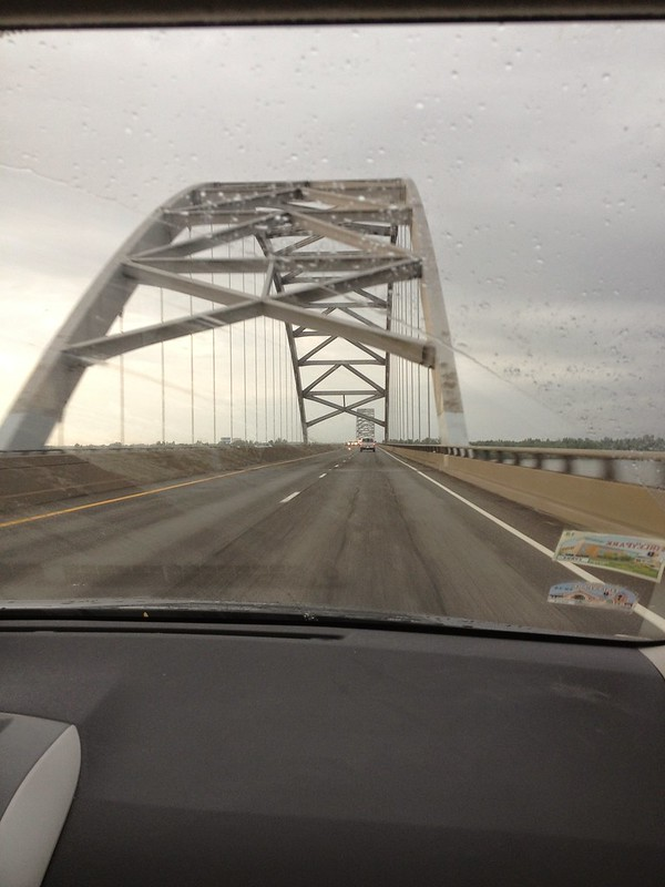 Bridge to Paducah, Kentucky