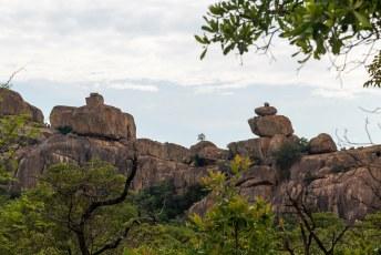 De naam van het park Matobo betekent overigens 'kale koppen'.