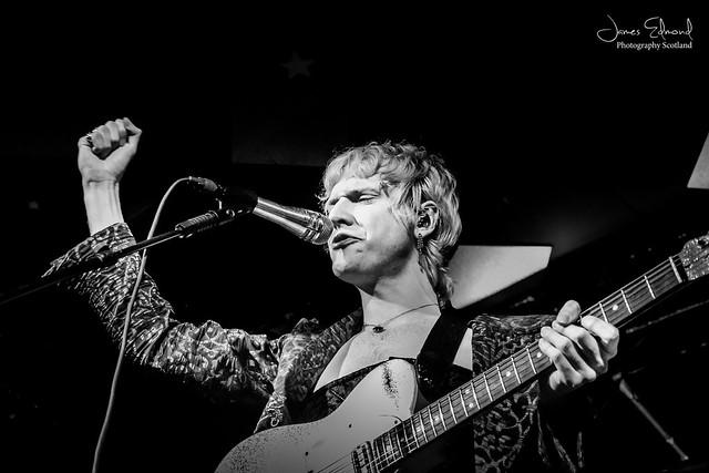 Sundara Karma @ Barrowland Glasgow 2nd April 2019