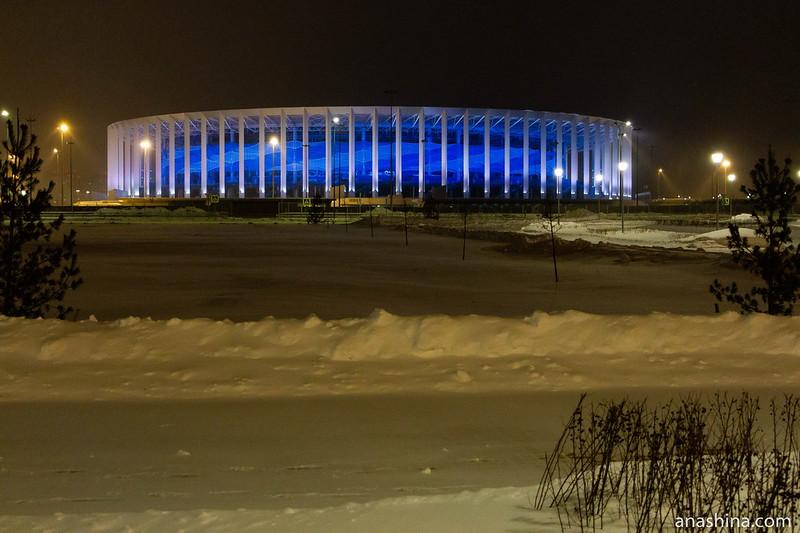 Футбольный стадион «Нижний Новгород»
