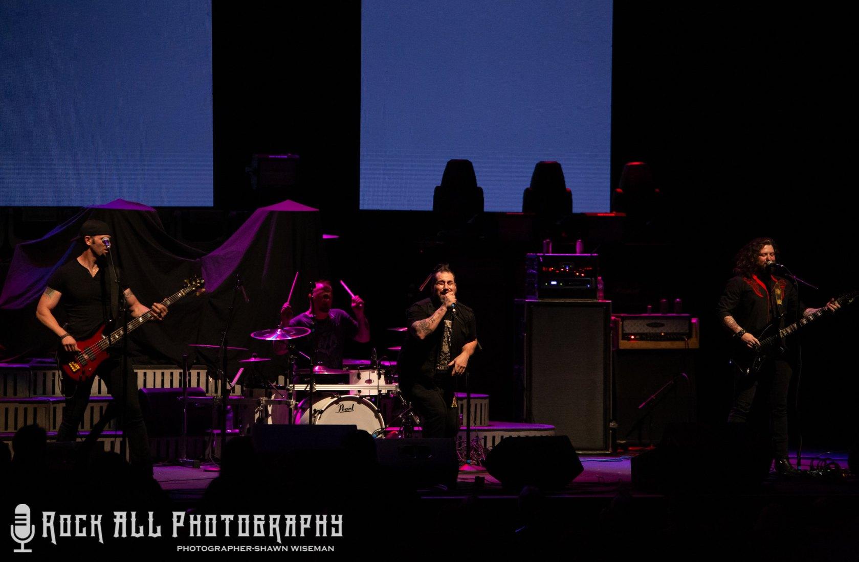 Year of the Locust - Murat Center - Indianapolis 2-9-19