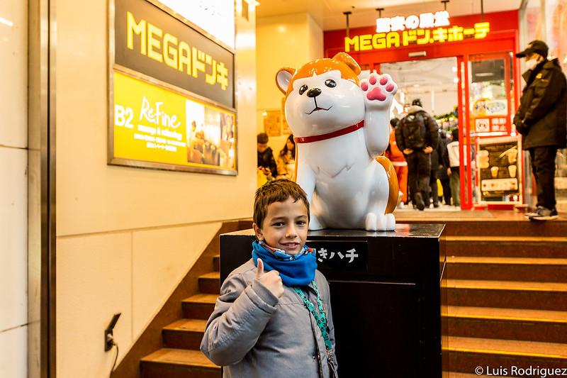 Mega Donki de Shibuya