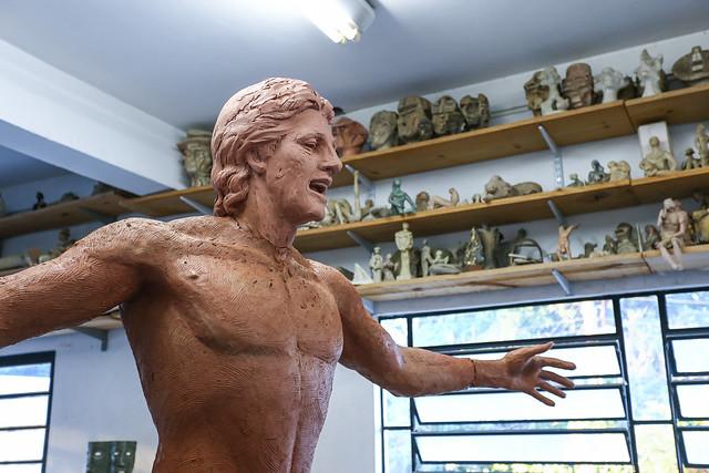 Estatua Renato