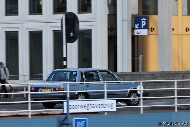 1991 1994 Volvo 740 Fuse Box Diagram
