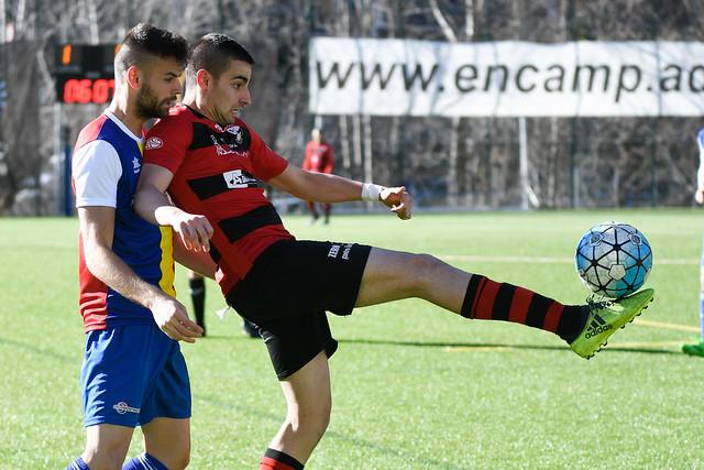 FC Andorra - EFAC Almacelles
