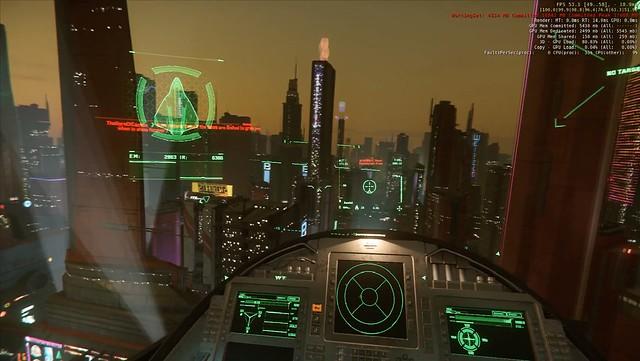 Star Citizen - Blade Runner Blush