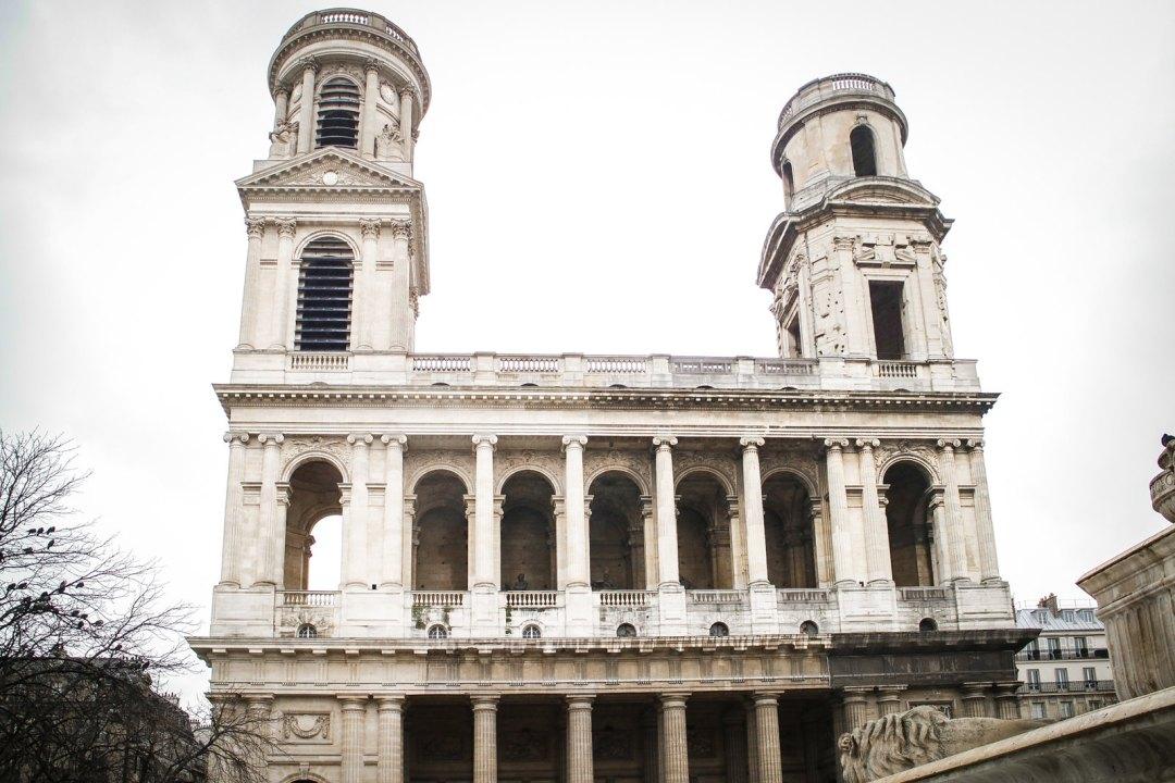 Chiesa di Saint Sulpice, Parigi