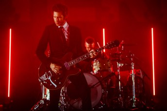 Interpol at The Anthem in Washington, DC on February 15th, 2019