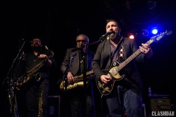 Don Antonio @ Cats Cradle in Carrboro NC on January 12th 2019