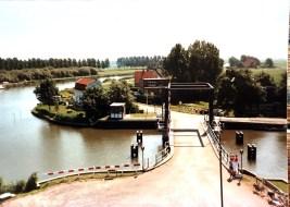 Spijkerboor - brug