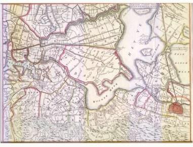 oude kaart na droogmakerij 2
