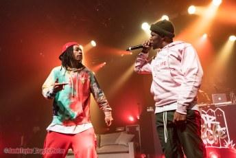 """2009 Tour"" ft. Wiz Khalifa + Curren$y @ The Commodore Ballroom - February 9th 2019"