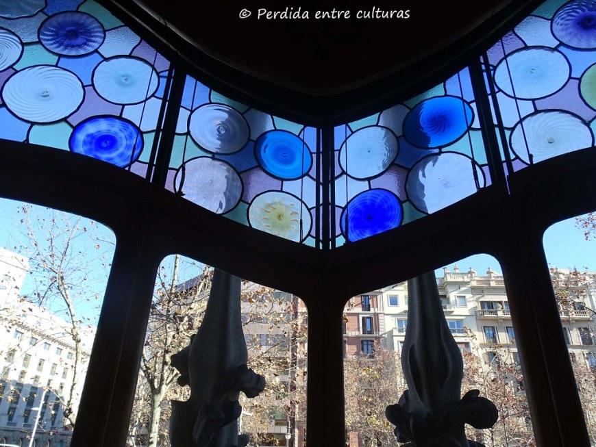 Casa Batlló - Finestres