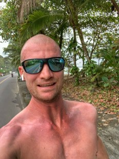 Great run in Puerto Viejo