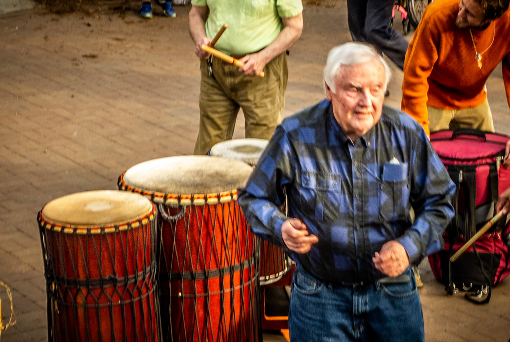 Asheville Drum Circle-37