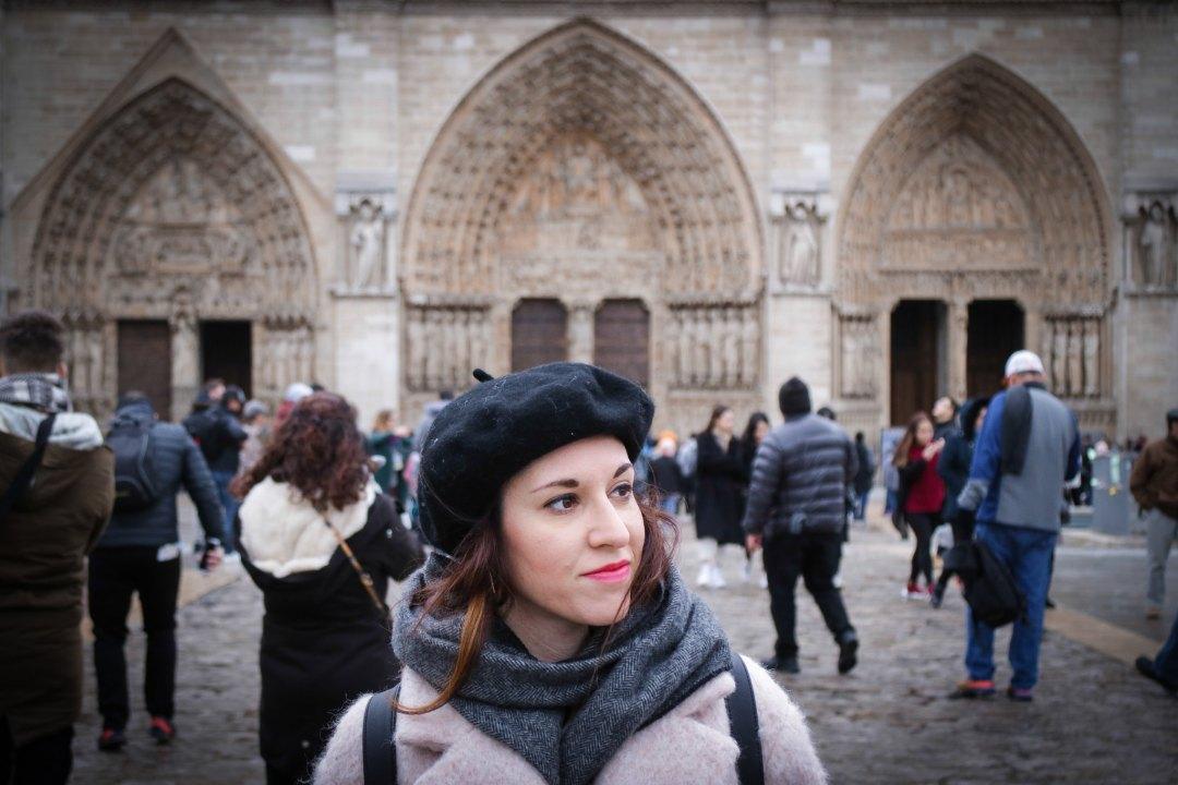 Notre-Dame de Paris, facciata
