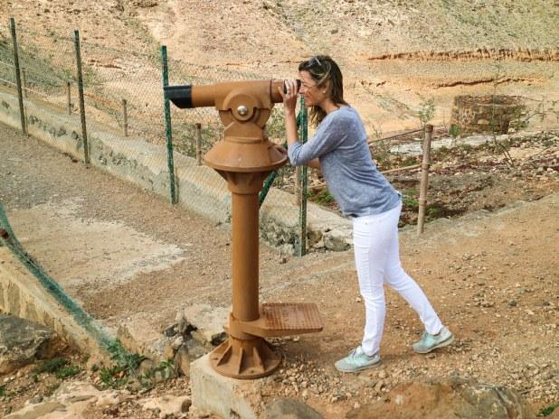 Visita a la mayor presa de Fuerteventura
