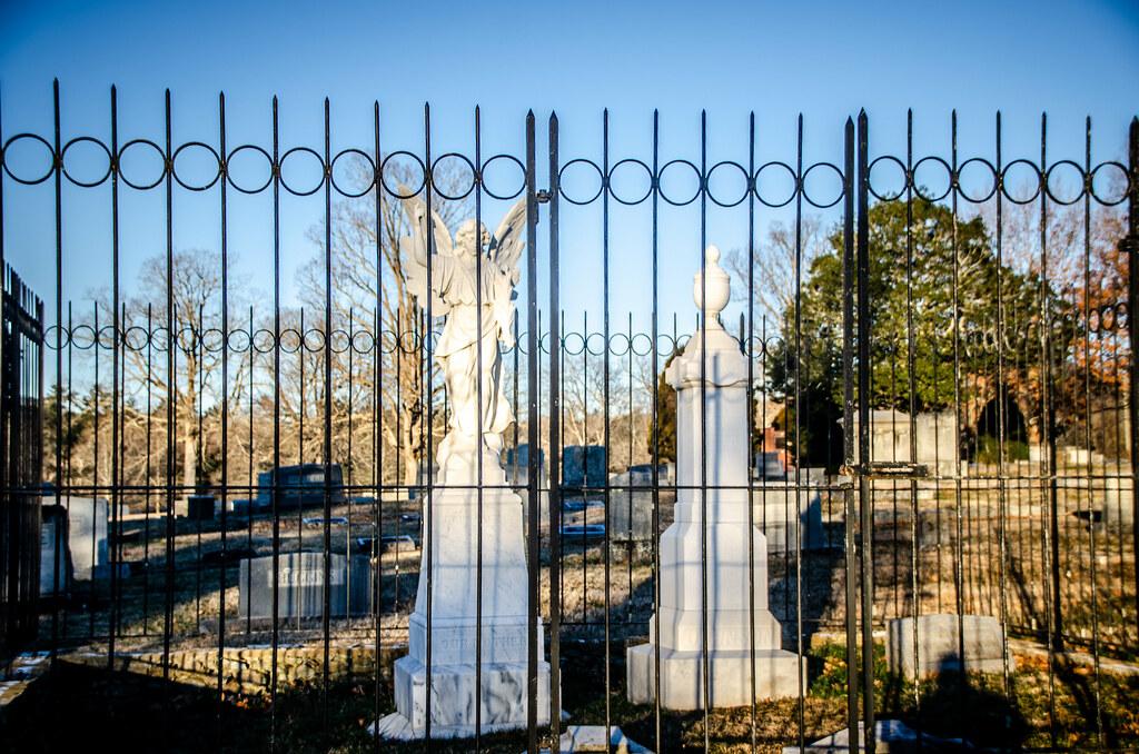 Margaret Bates Johnson grave