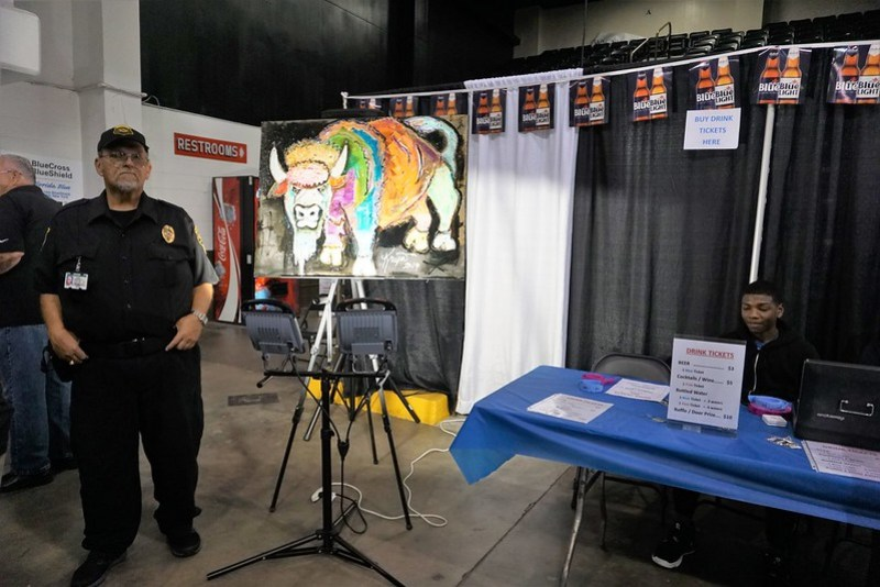 3rd Annual Everything Buffalo Party in Sarasota, Fla., Feb. 27, 2019
