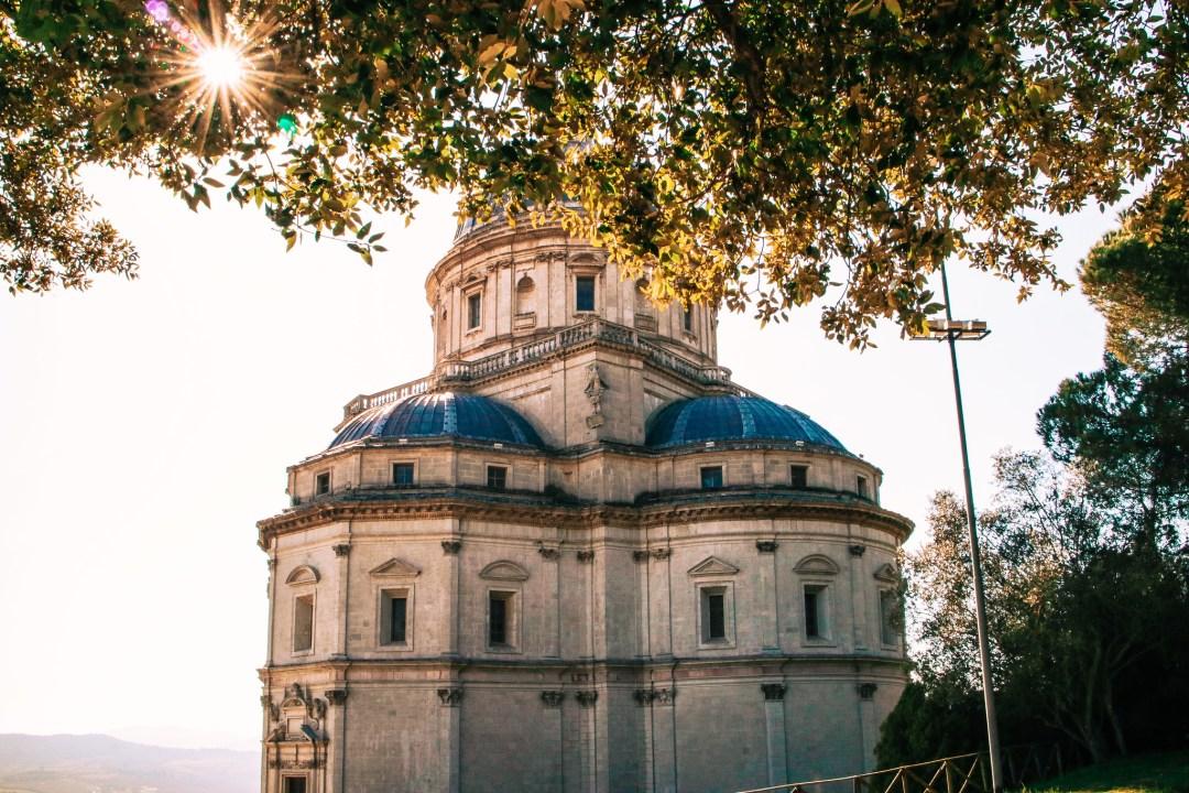 Tempio della Consolazione, Todi