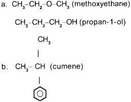 Plus Two Chemistry Chapter Wise Previous Questions Chapter 11 Alcohols, Phenols and Ethers 9