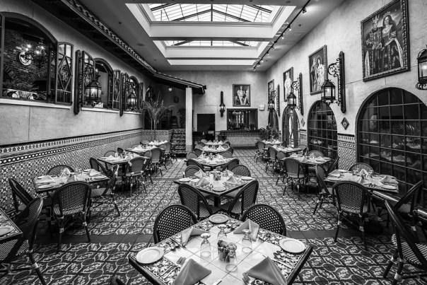 Columbia Restaurant interior