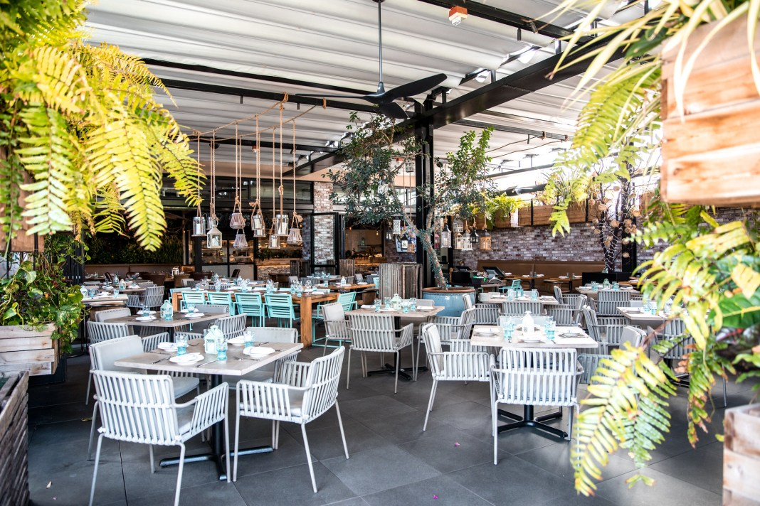 Herringbone Waikiki - Grand Lānai Restaurant Week at International Marketplace