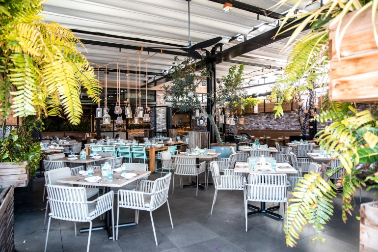 Herringbone Waikiki - Grand Lānai Restaurant Week at International Marketplace