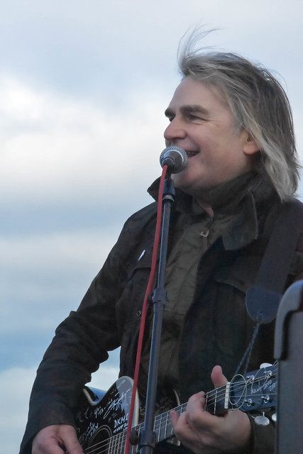 Mike Peters Love Hope & Strength Walk - The Gathering 3rd Feb 2019