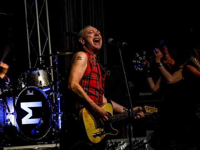 The Alarm Live @ The Gathering 2019