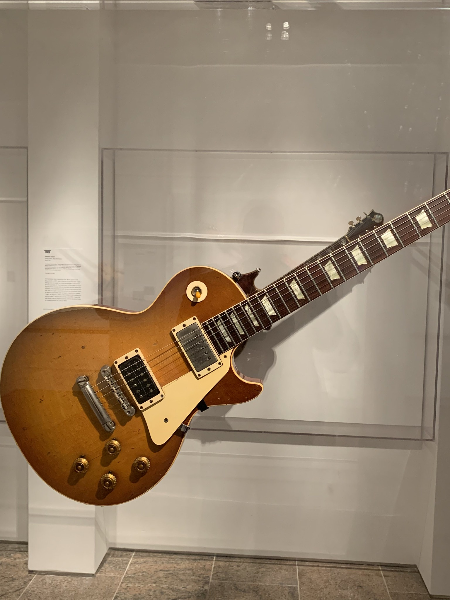"""Jimmy Page """"Number One"""" Les Paul"""