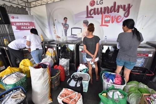 LG Launches Laundry Love LibrengPalaba1