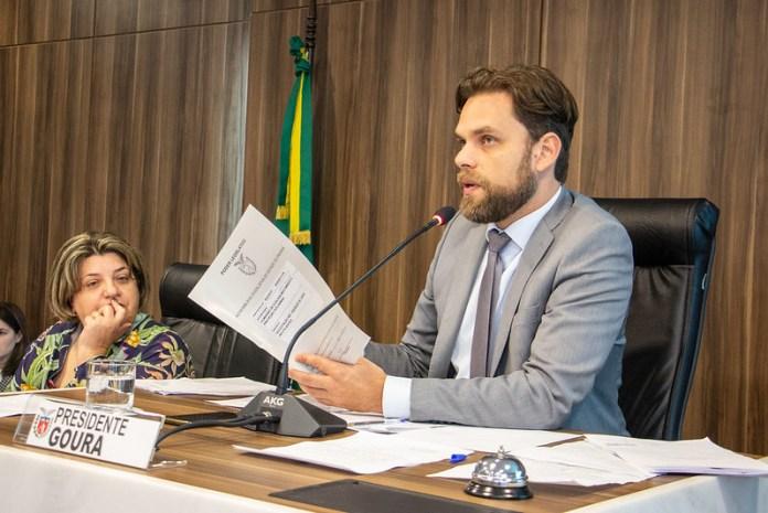 Reunião Comissão de Meio Ambiente ALEP 09de abril de 2019