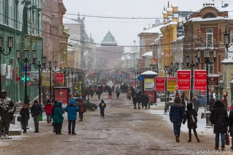 Большая Покровская улица, Нижний Новгород