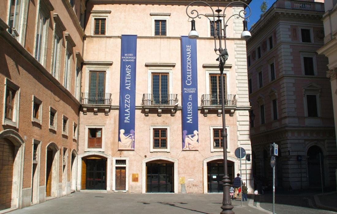 Palazzo Altemps em Roma