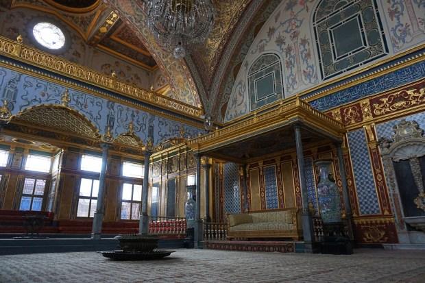 Throne Room / Imperial Hall, Topkapı Palace