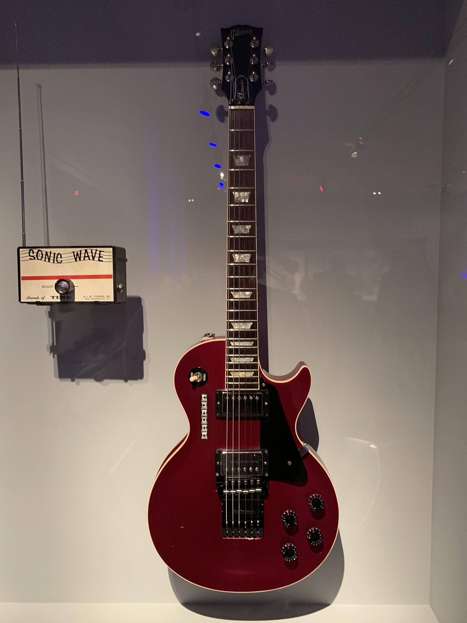Jimmy Page Les Paul Classic TransPerformance Prototype
